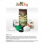 JavaJig Coffee Various Packaging